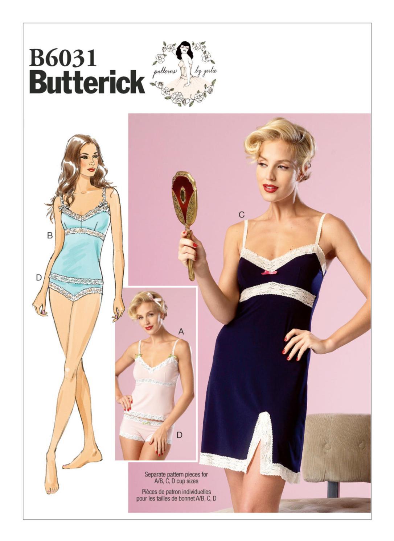 Butterick B6031